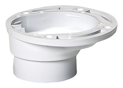 Plastic Oddities Offset Toilet Flange