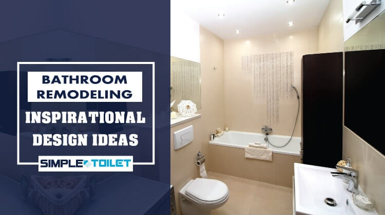 Bathroom Remodeling Ideas 2017 bathroom remodeling: inspirational design ideas 2017 - simple toilet