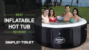 Best Inflatable Hot Tub Reviews: Our Top Pick
