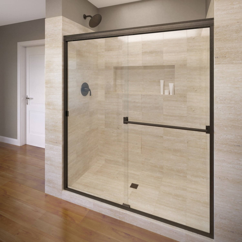 Basco Classic Sliding Shower Door