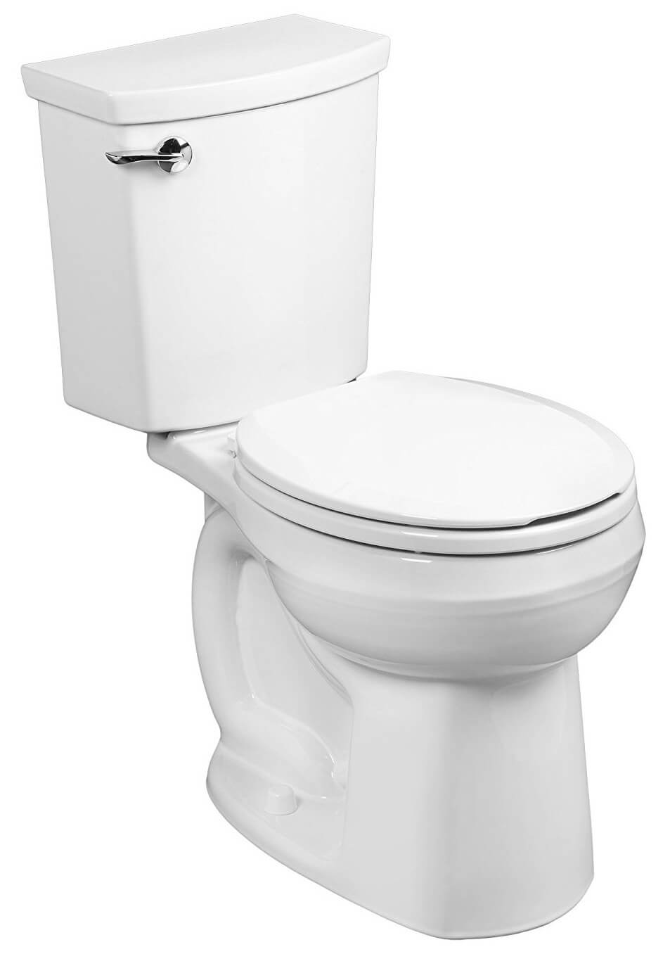 Best toilet on the market reviews - American Standard 288da114 020 H2optimum Siphonic Normal Height Round Front Toilet