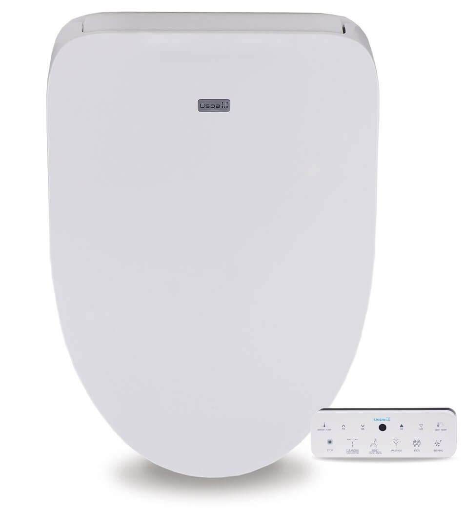 Divine UB4800 Elegant and Luxurious Advanced Electronic Bidet Toilet Seat