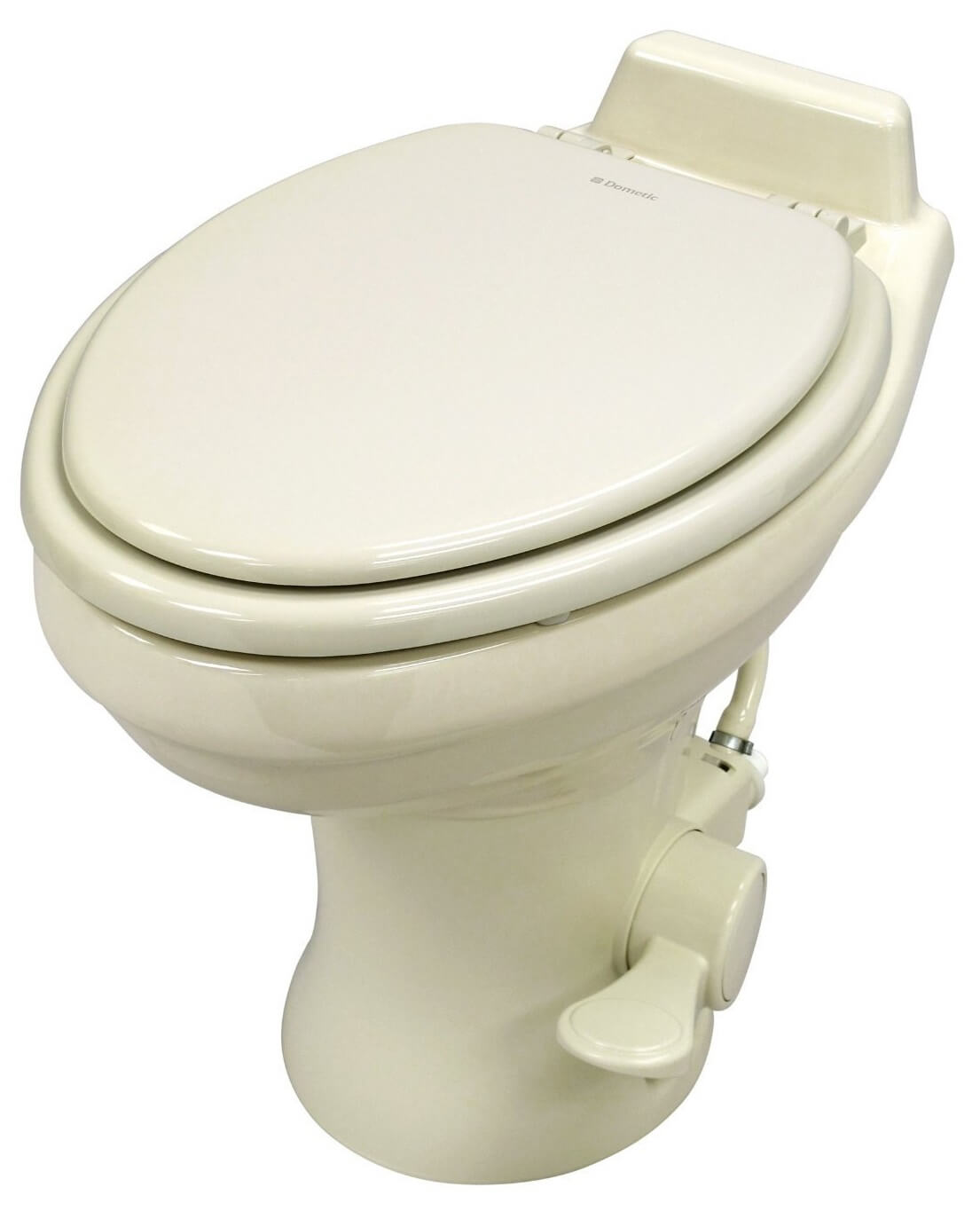 Best toilet on the market reviews - Dometic 320 Series Standard Height Toilet Whand Spray Bone