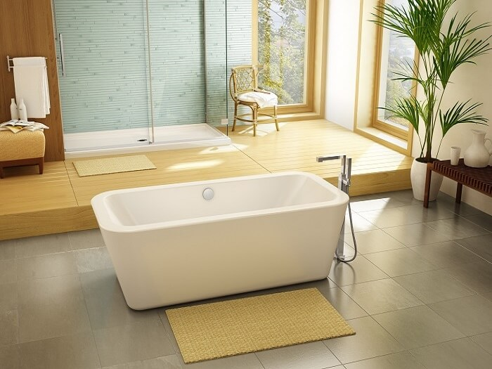 Methods for Acrylic Tubs