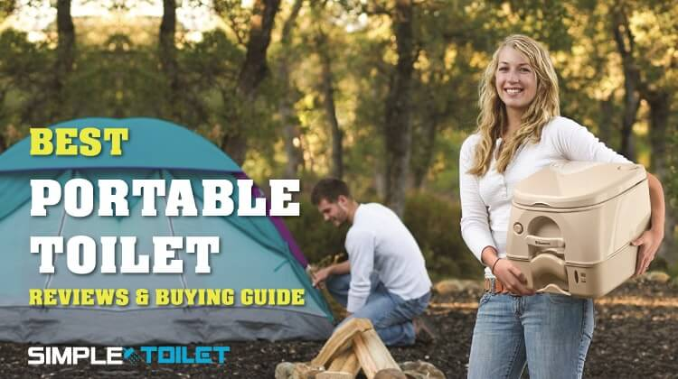 Best Portable Toilet 2018 with Ultimate Buying Guide