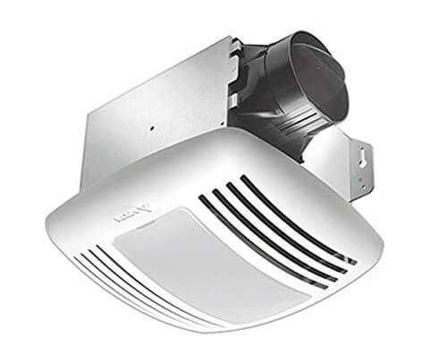 Delta BreezGreenBuilder GBR80MHL 80 CFM Exhaust Bath Fan/Light with Motion Sensor
