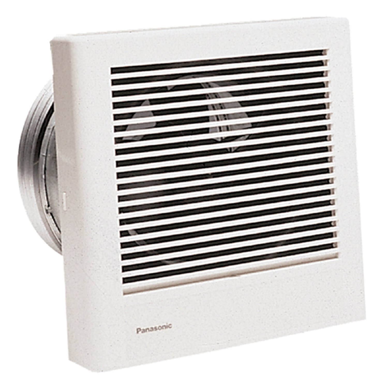Superior Panasonic FV 08WQ1 WhisperWall 70 CFM Wall Mounted Fan