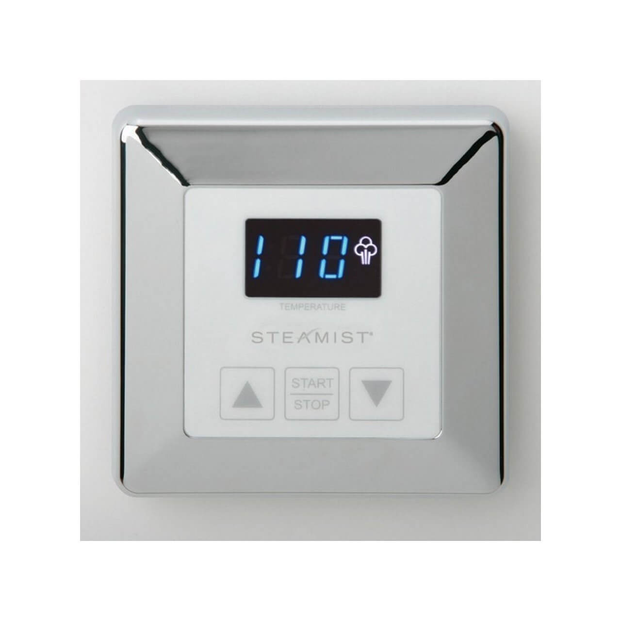 Steamist SMC-150-PC Time/Temperature Control, Polished Chrome