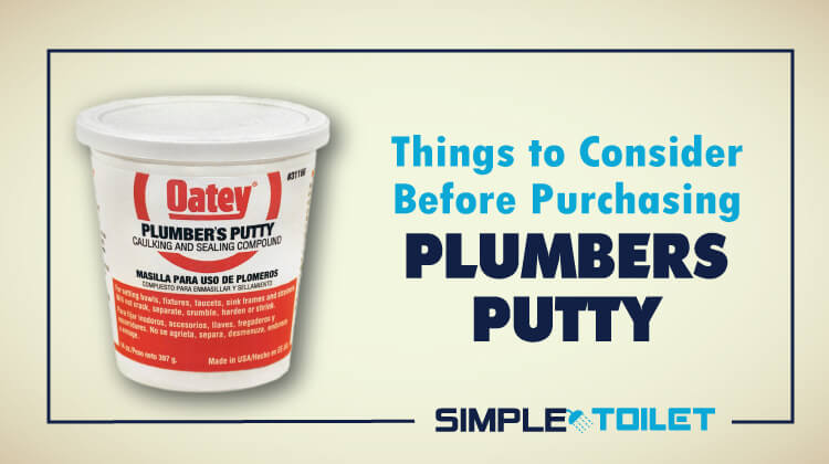 Best Plumbers Putty Buying Guide