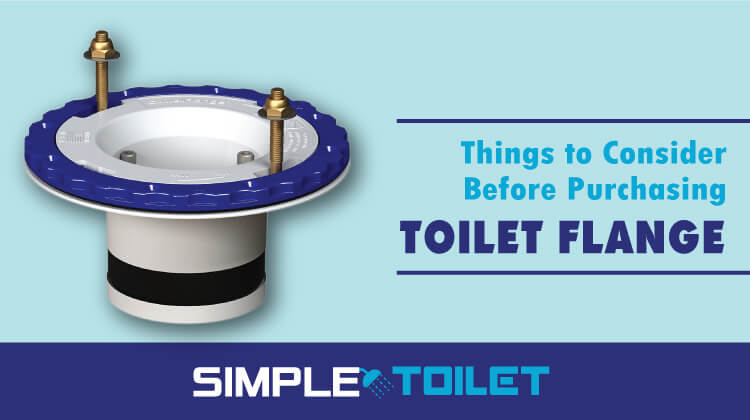 Toilet flange buying guide