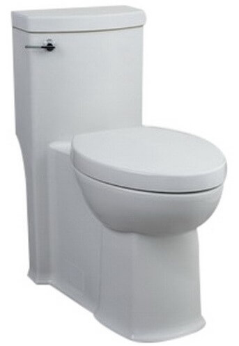 American Standard 2891.128.020 Boulevard RH Elongated One Piece Flowise Toilet