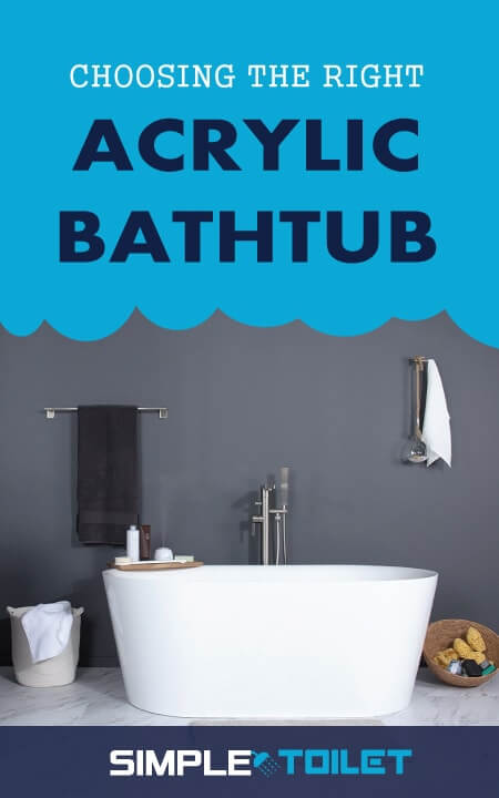 Updated best acrylic bathtub 2017 reviews and guide for Best acrylic bathtub to buy