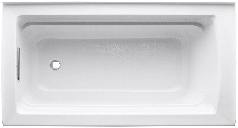 KOHLER K-1123-LA-0 Archer 5-Foot Bath