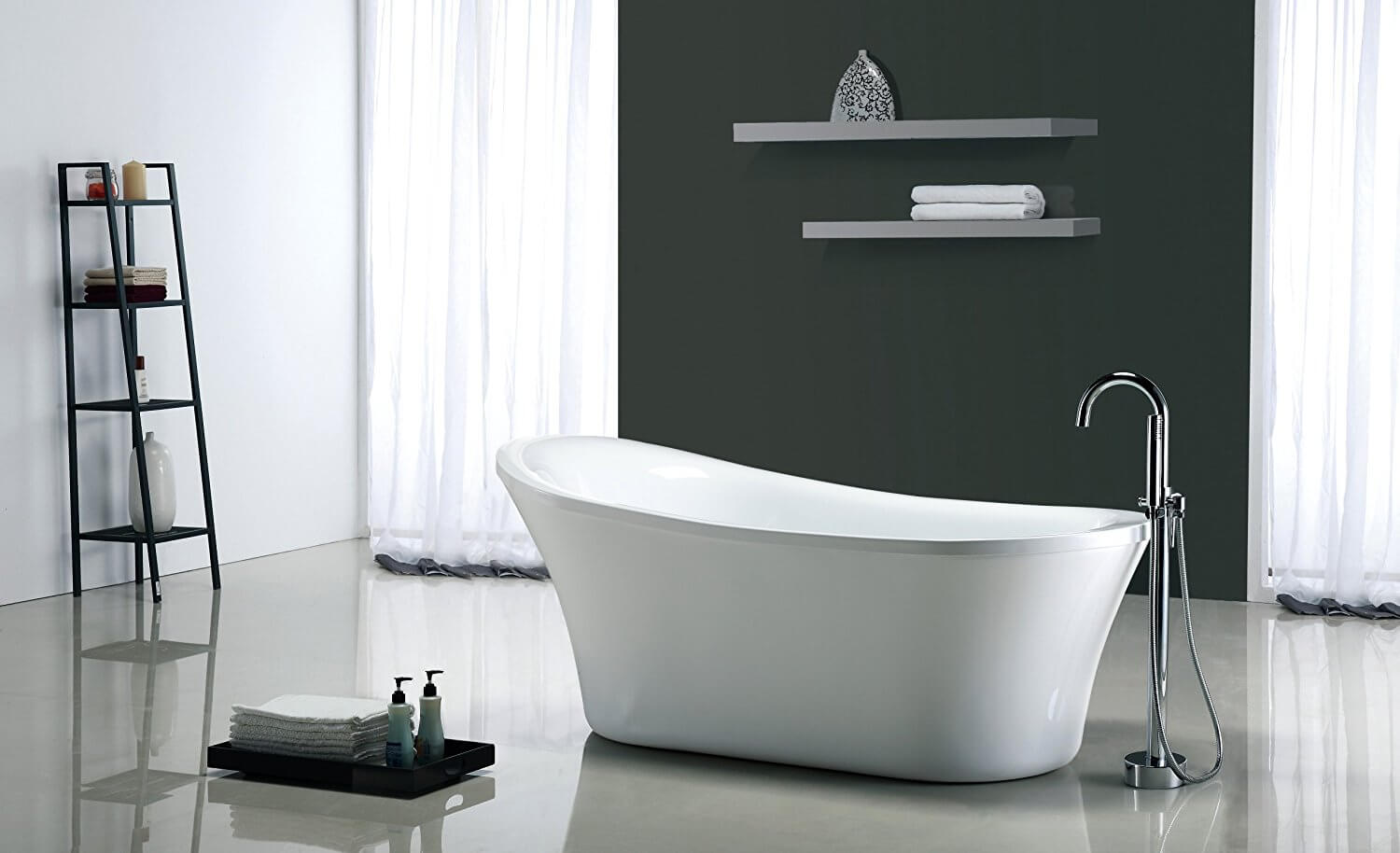 Updated] Best Acrylic Bathtub 2018 | Reviews and Guide
