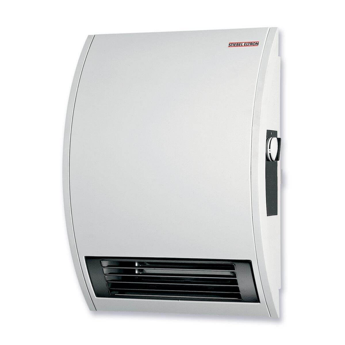Stiebel Eltron CK 15E 120 Volt 1500 Watts Wall Mounted Electric Fan Heater