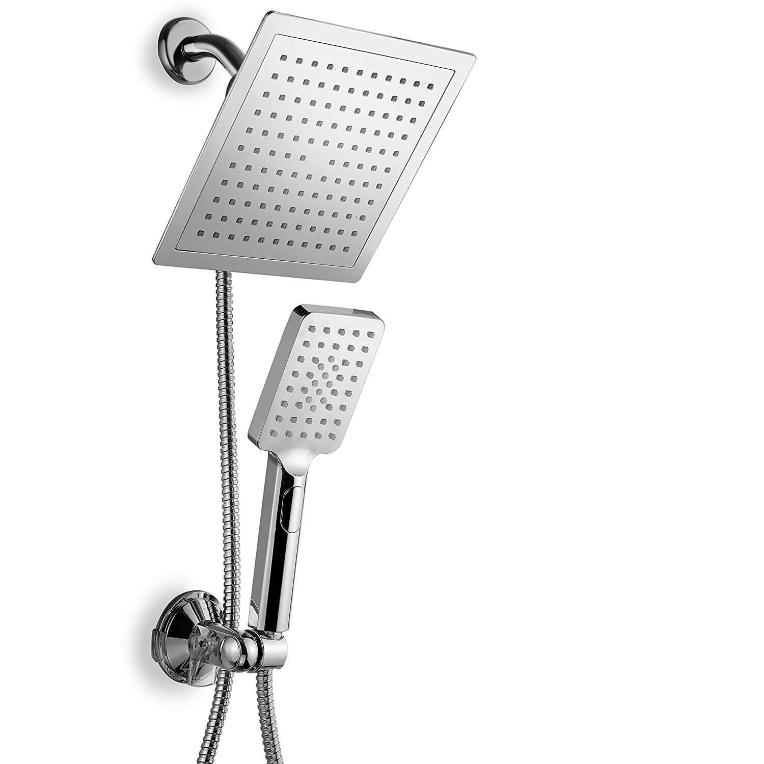 Best Dual Shower Head Reviews and Buying Guide 2018 | Simple Toilet