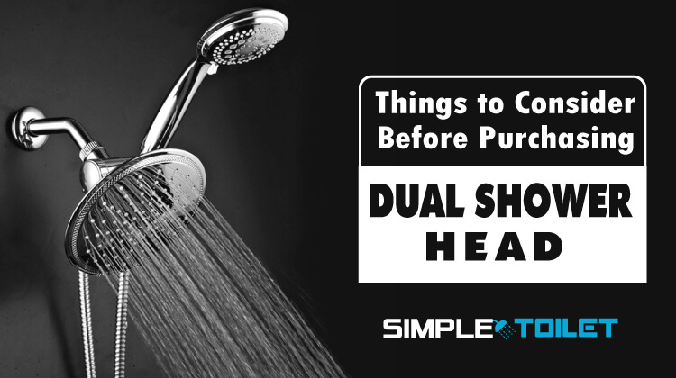 Things to Consider Before Purchasing a Dual Shower Head