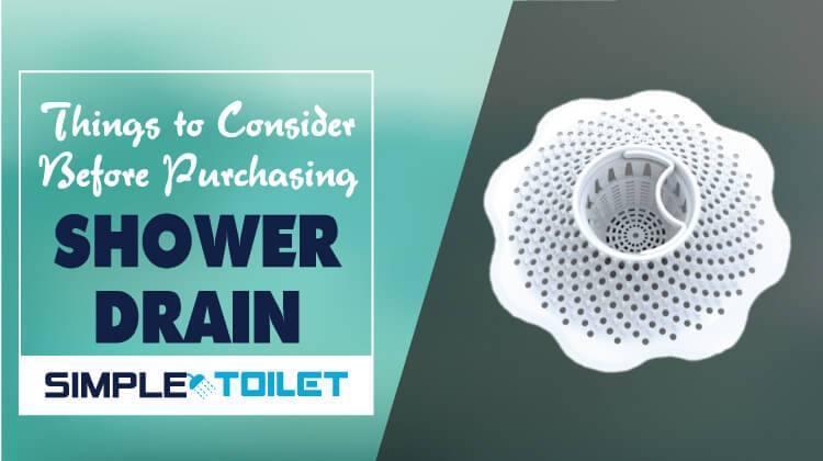 Best Shower Drain Buying Guide