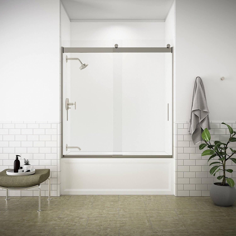 Best Sliding Shower Doors 2019 Simple Toilet