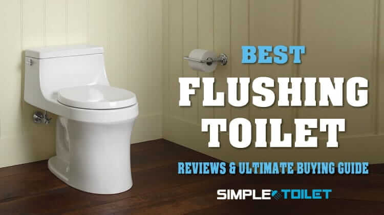 Best Flushing Toilet 2018: Reviews With Ultimate Buying Guide