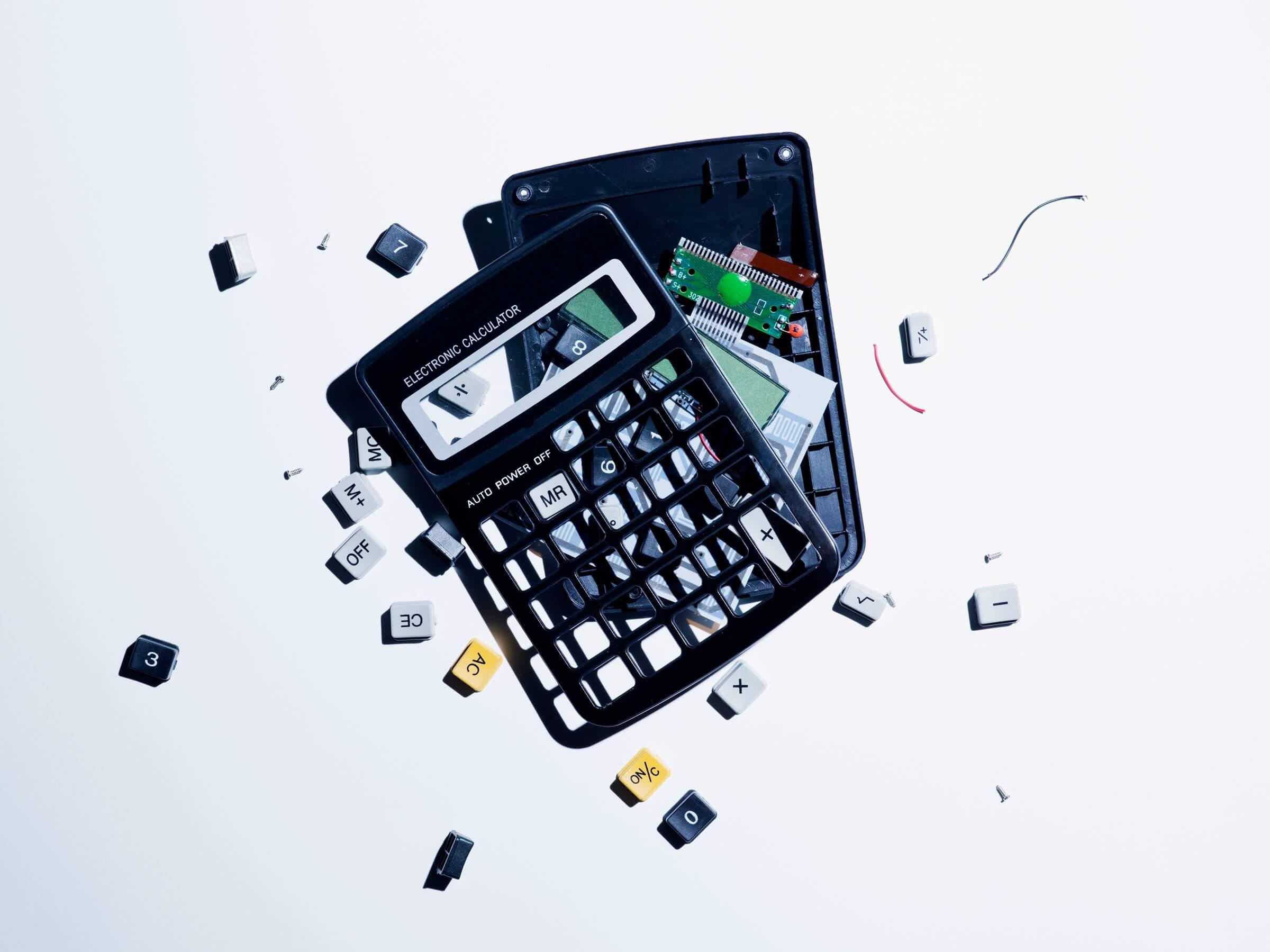 broken water usage calculator