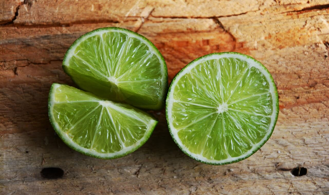 Slice Citrus Lime