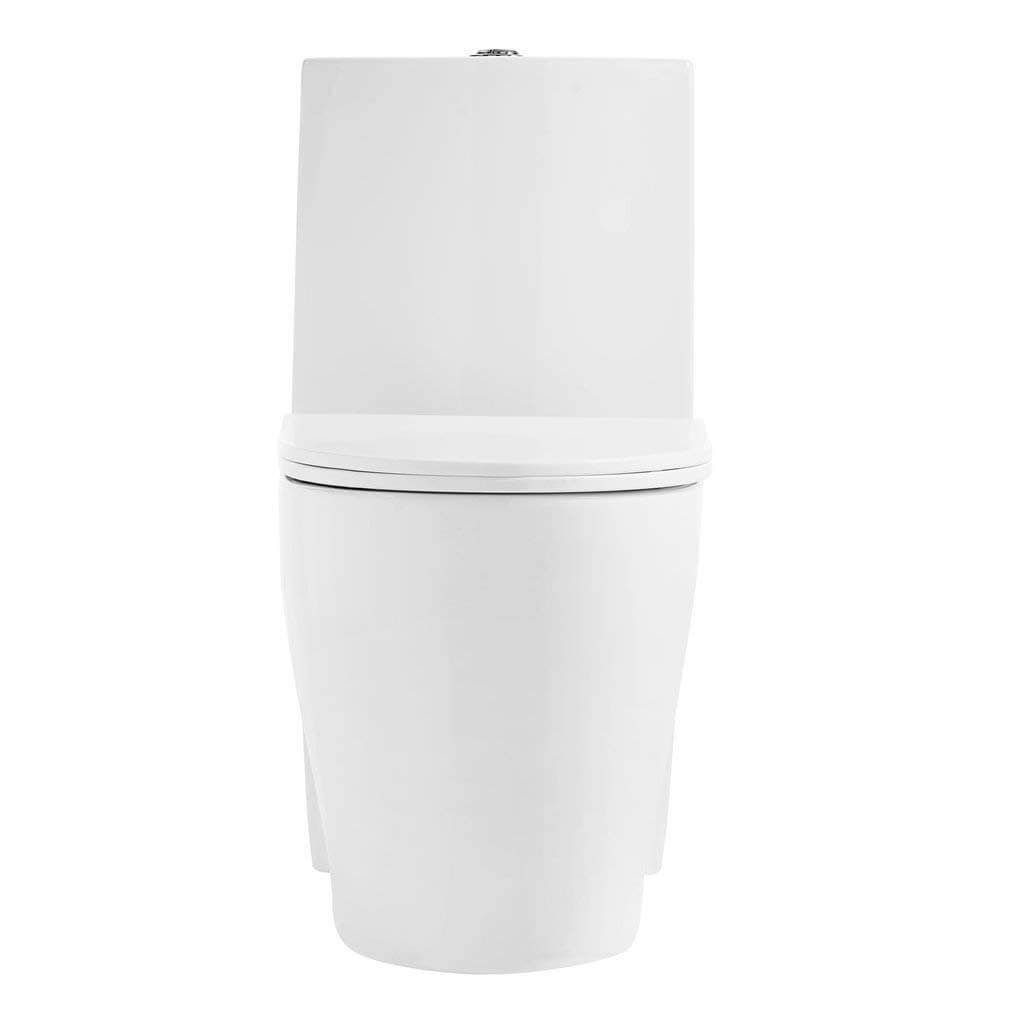 Swiss Madison St. Tropez Dual Tornado Flush​ Toilet