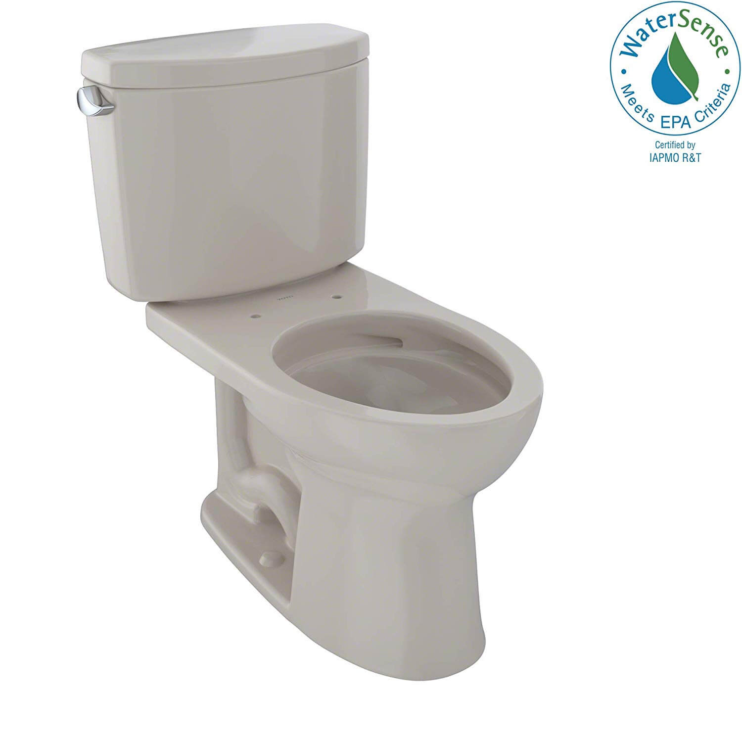 TOTO Drake II Toilet with CEFIONTECT
