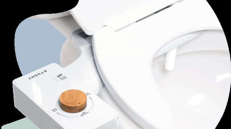 The Tushy Bidet Toilet Attachment